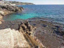 Spiaggia Castro Marina - Salento -Puglia