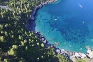 Spiaggia Castrocucco Maratea - Marina di Castrocucco