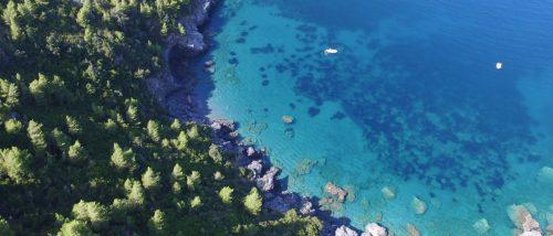 Spiaggia Castrocucco di Maratea
