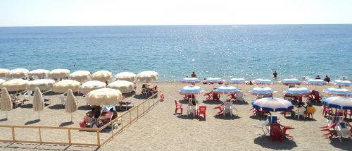 Spiagge di Catanzaro Lido
