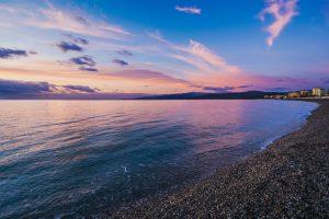 Spiaggia Catanzaro Marina - Catanzaro Lido