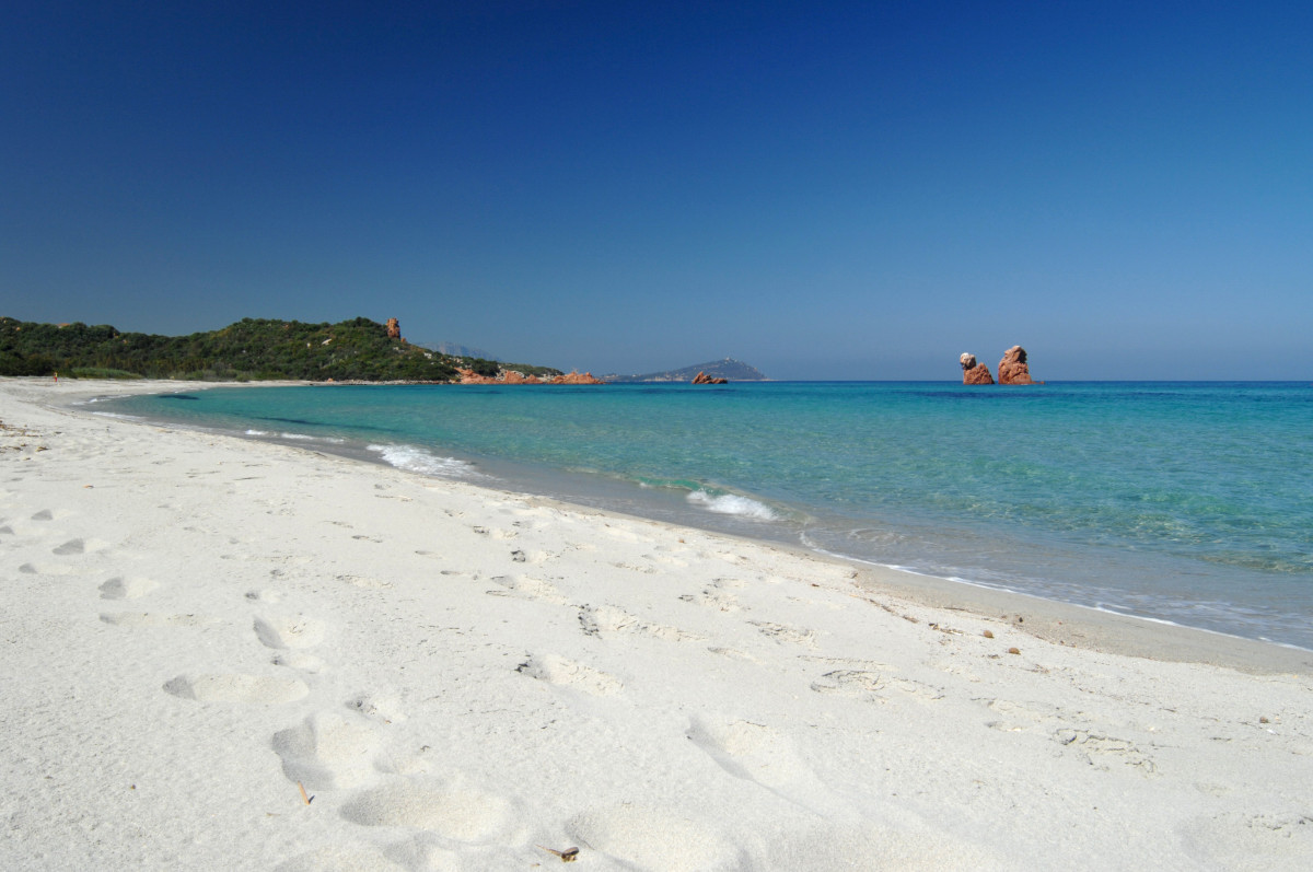 Spiaggia di Cea - Lido di Cea