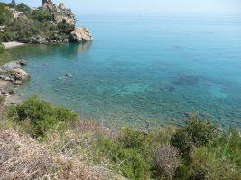 Spiaggia Cefaù, Sicilia
