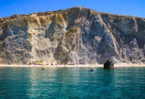 Spiaggia Chiaia di Luna, Ponza