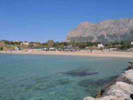 Spiaggia Cinisi - Magaggiari