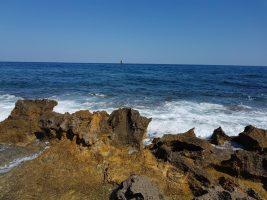 Spiaggia Cinisi - Punta Raisi
