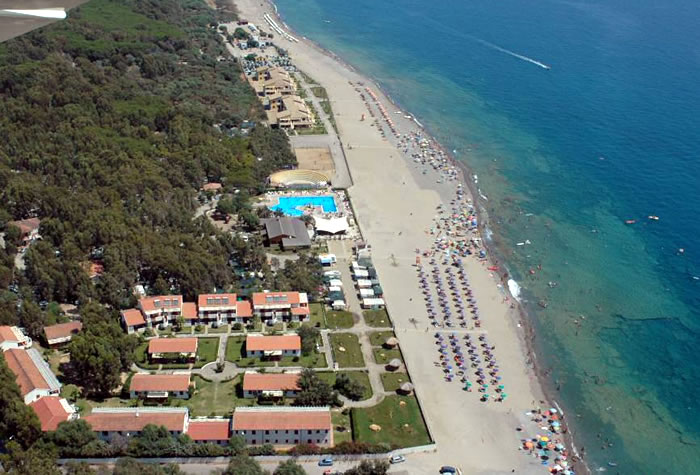 Spiagge di Cirò Marina