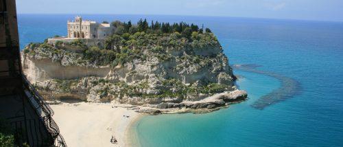 Spiaggia del Convento di Tropea, Calabria