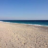 Spiaggia Marina di Davoli - Calabria