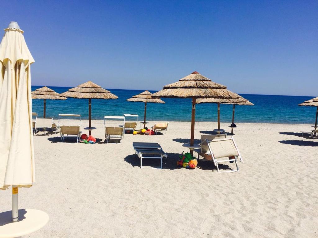 Spiaggia di Marina di Davoli