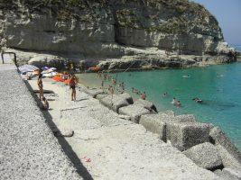Spiaggia del Cannone - Tropea