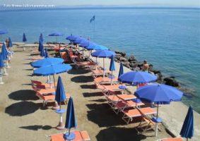 Spiaggia del moletto - porto santo stefano