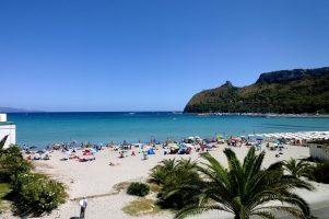 Spiaggia del Poetto - Quartu S. Elena