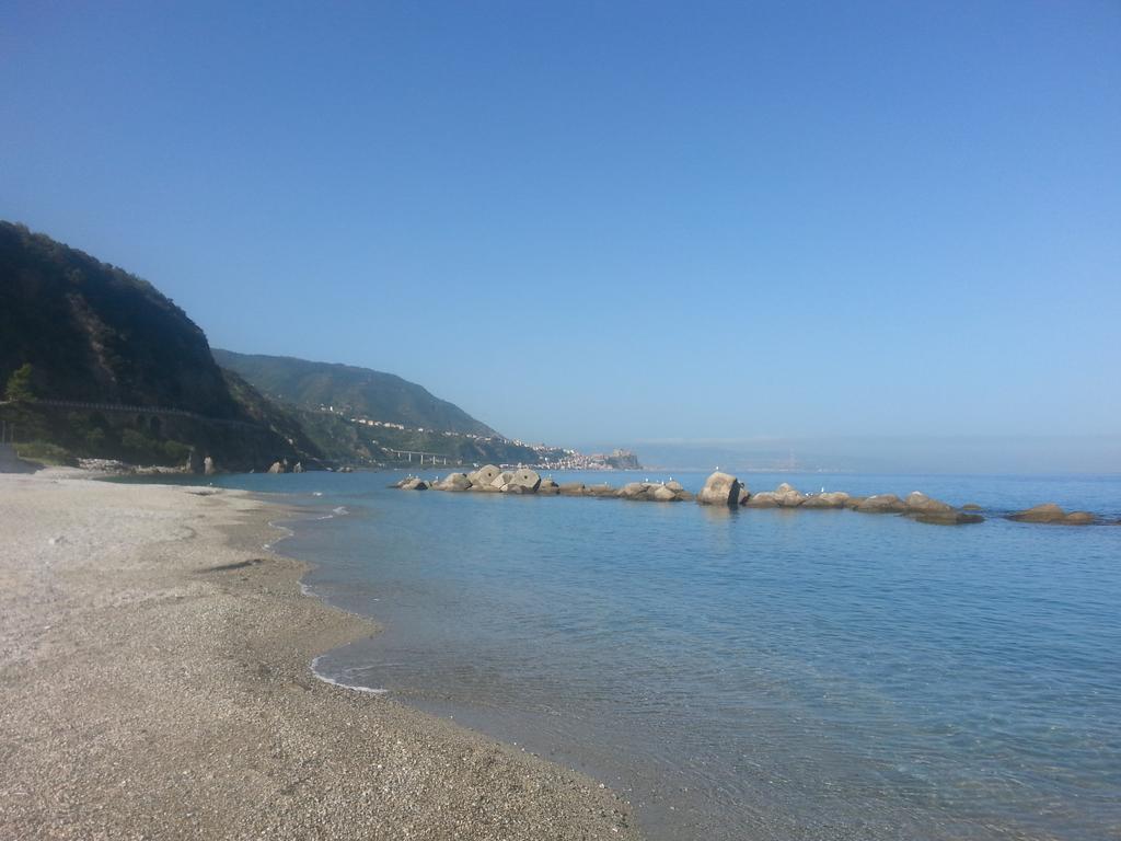 Spiaggia della Marinella di Bagnara Calabra