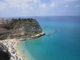 Spiaggia della Rotonda - Tropea