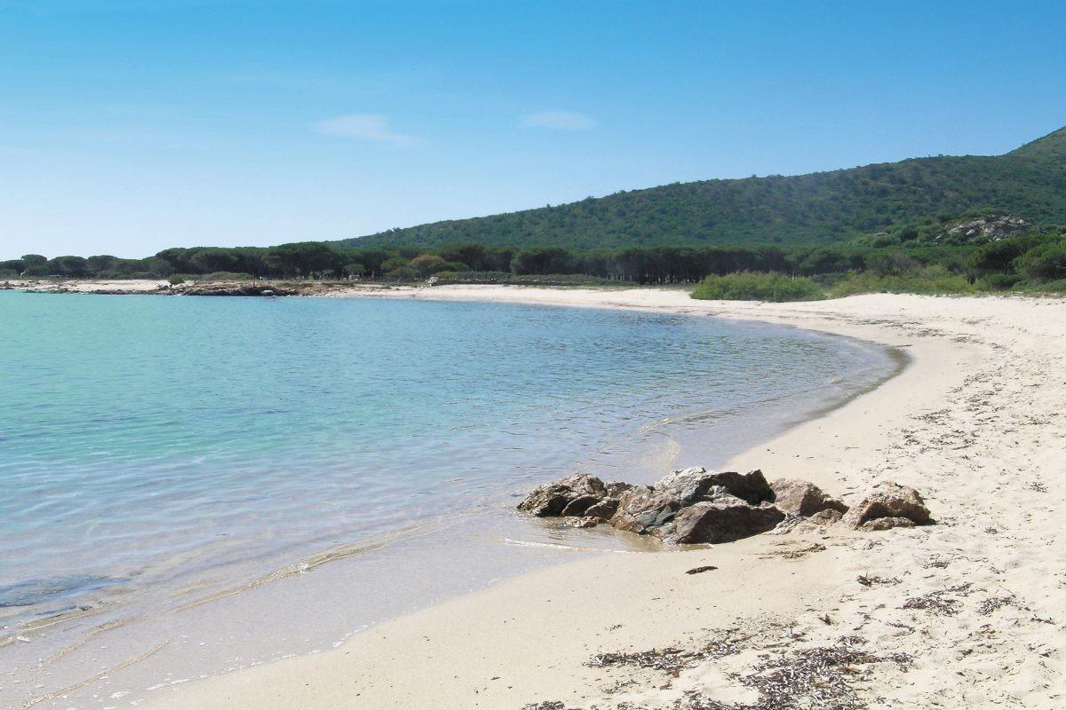 Spiaggia di Baia Sant'Anna