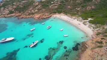 Spiaggia Isola di Mortorio - La Maddalena