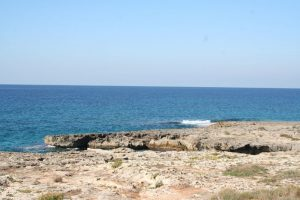 Spiaggia di Racale - Marina di Racale - Torre Suda