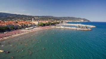 Spiaggia di Diano Marina, Liguria