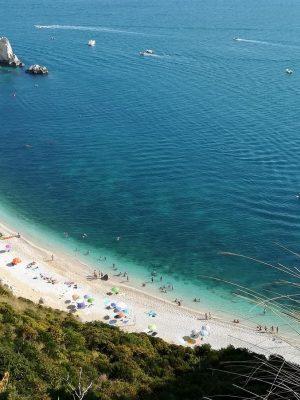 Proposte di viaggio: le spiagge del Conero