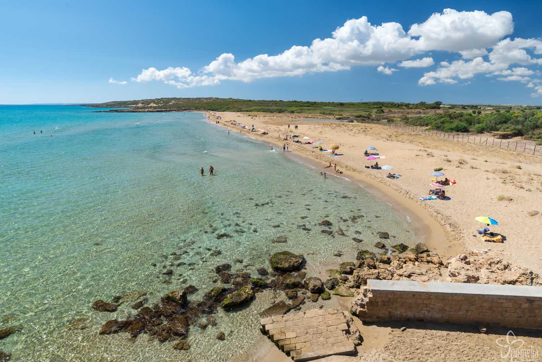 Spiaggia Eloro - Noto - Sicilia