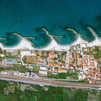 Spiaggia di Favazzina, Calabria