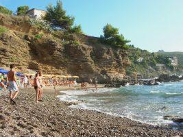 Spiaggia Ficocella - Palinuro - Salento