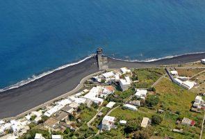 Spiaggia Ficogrande Stromboli - Sicilia