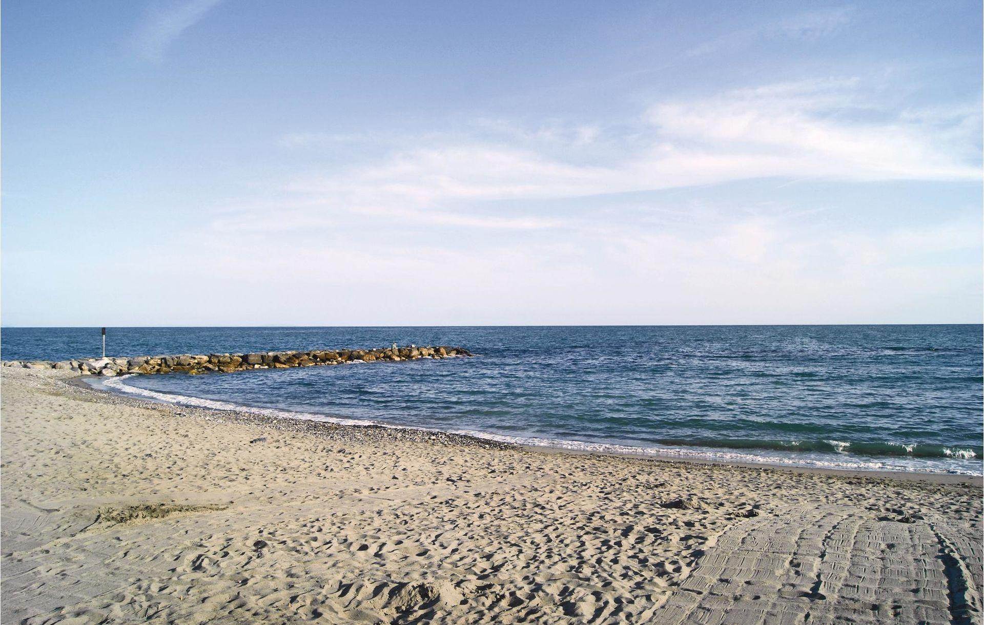 Spiaggia di Fiumaretta di Ameglia
