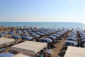 Spiaggia Fiumetto, Pietrasanta, Versilia