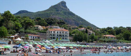 Spiaggia Fiumicello - Maratea