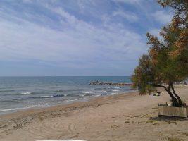 Spiaggia Foce Verde - Latina - Lazio