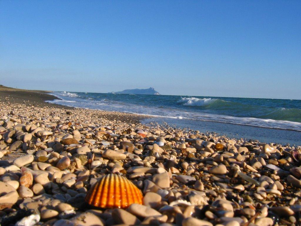 Spiaggia di Foce Verde