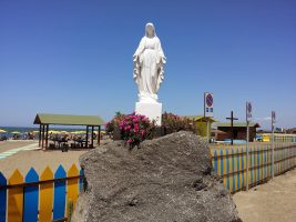 Spiaggia Focene - Madonnina stabilimento disabili