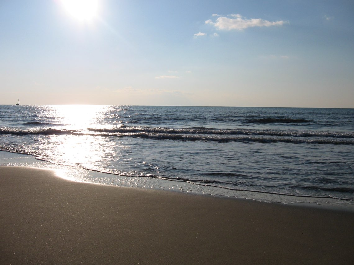 Spiaggia Le Focette