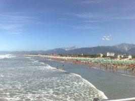 Spiaggia Focette - Versilia - Marina di Pietrasanta