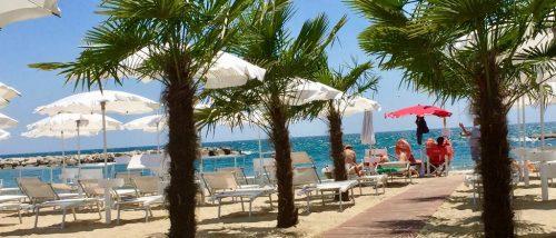 Spiaggia Formia - Lazio