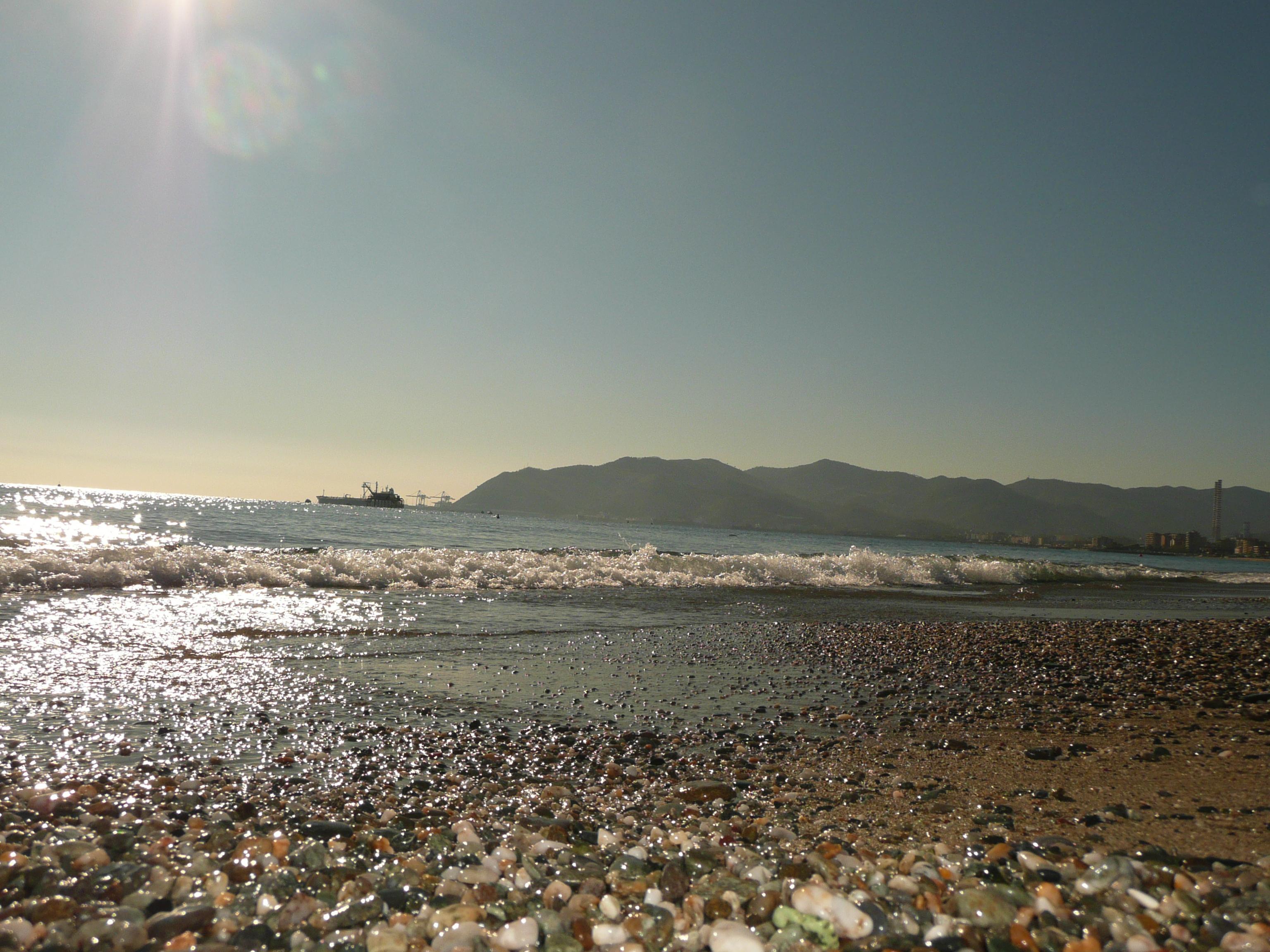 Spiaggia delle Fornaci