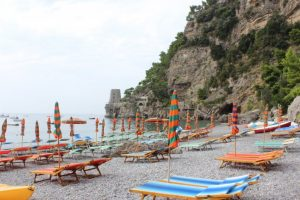 Spiaggia Fornillo - Positano - Costiera amalfitana