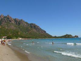 Spiaggia Foxi Manna - Tertenia