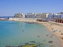 Spiaggia di Gallipoli - Salento - Puglia