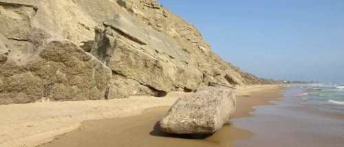 Spiaggia di Gelonardo - Spiaggia di Giallonardo