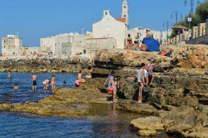 Spiaggia Giovinazzo - Bari - Puglia