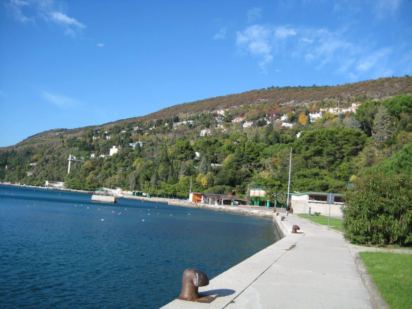 Spiaggia Grignano