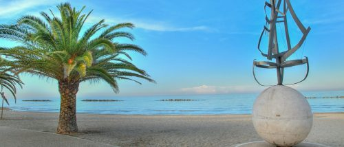 Spiaggia di Grottammare