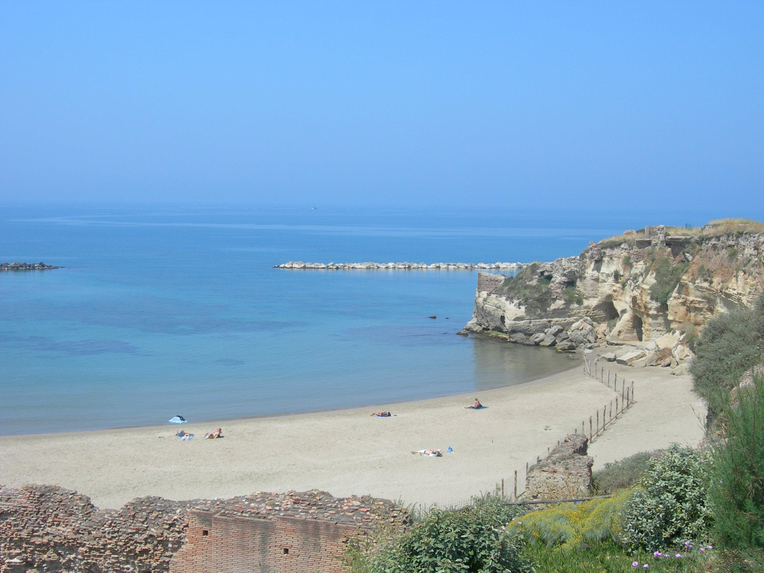 Matrimonio Spiaggia Anzio : Spiaggia di grotte nerone trovaspiagge portale