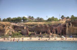 Spiaggia Grotte di Nerone - Anzio