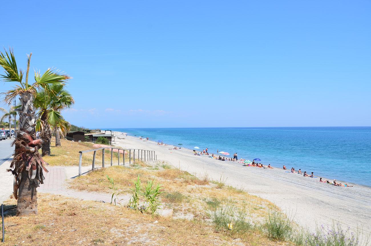 Spiaggia di Guardavalle Marina