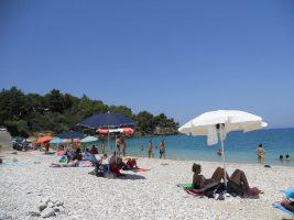 Spiaggia Guidaloca - Castellammare del Golfo - Sicilia