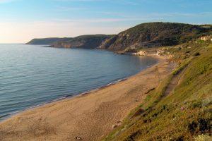 Spiaggia Gutturu 'e Flumini - Marina di Arbus